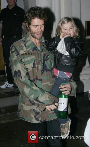 Howard Donald Celebrities at the Maida Vale studios London, England - 11.11.09