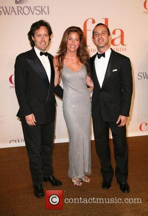 David Lauren, Dylan Lauren and Andrew Lauren at the 2009 CFDA Fashion Awards at Alice Tully Hall, Lincoln Center New...