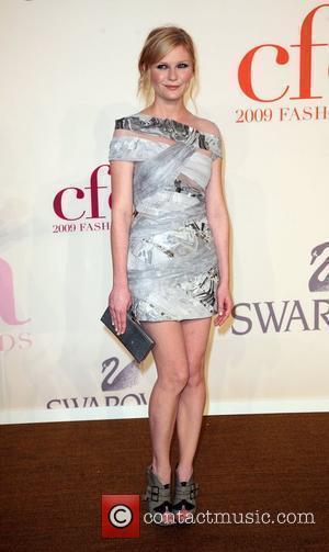 Kirsten Dunst and Cfda Fashion Awards