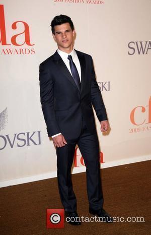 Taylor Lautner and Cfda Fashion Awards