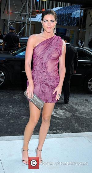Hilary Rhoda and Cfda Fashion Awards