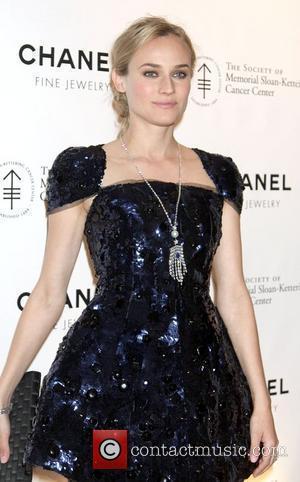 Diane Kruger Chanel Sponsors Memorial Sloan Kettering Cancer Center's Fall Gala held at the Four Seasons Restaurant New York City,...