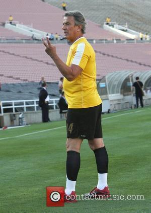 Eric Braeden Chelsea v Inter Milan at the Rose Bowl Pasadena, California - 21.07.09