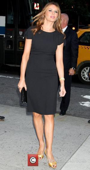 Melania Knauss Trump and Directors Guild Of America
