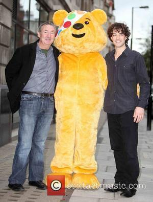 Nick Mason and Lee Mead Album launch of 'Bandaged Together' in aid of Children in Need London, England - 05.11.09