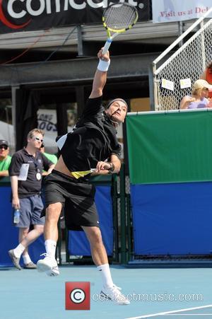 Gavin Rossdale The Chris Evert/Raymond James Pro-Celebrity Tennis Classic Pro-Am at the Delray Beach Tennis Center  Delray Beach, Florida...