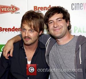Joshua Leonard and Mark Duplass