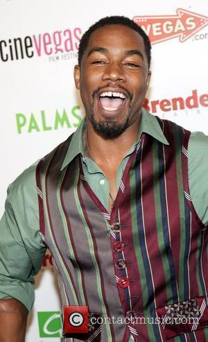 Michael Jai White Cinevegas 2009 - Premiere of Team Taliban at Brendon Theatres at the Palms Hotel and Casino Las...