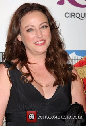 Virginia Madsen The KOOZA Cirque du Soleil opening night gala - Arrivals Los Angeles, California - 16.10.09