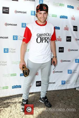 Adam Gregory The 19th Annual City of Hope Celebrity Softball Challenge held at Greer Stadium - Arrivals Nashville, Tennessee -...