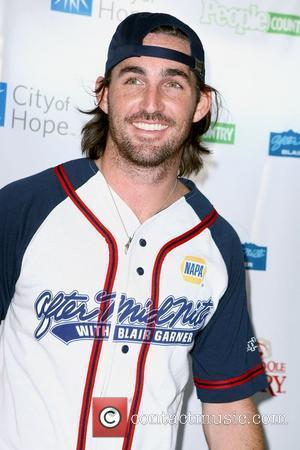 Jake Owen The 19th Annual City of Hope Celebrity Softball Challenge held at Greer Stadium - Arrivals Nashville, Tennessee -...