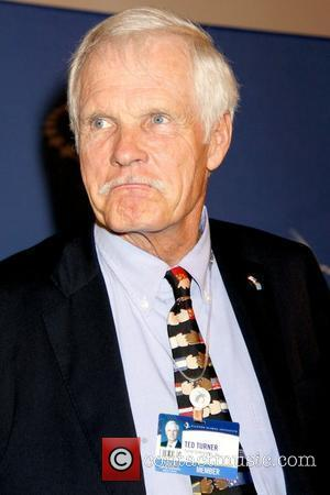 Ted Turner Clinton Global Initiative (CGI) - An Evening at MOMA New York City, USA - 23.09.09
