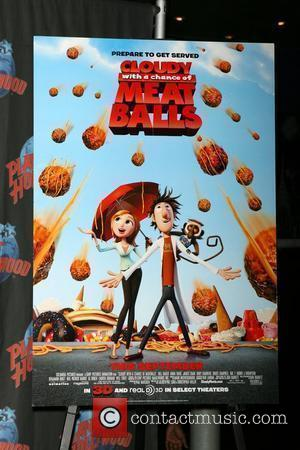 First Look: Cloudy With A Chance Of Meatballs 2! (Photo)