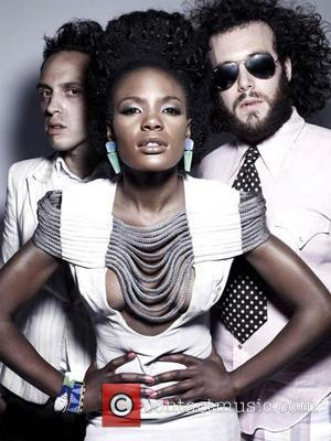 The Noisettes and Wireless Festival