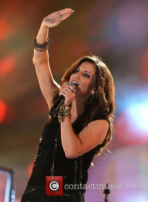 Martina McBride The 2009 CMA Music Festival, The Ultimate Country Music Fan Experience - Vault Stage - Day 3...