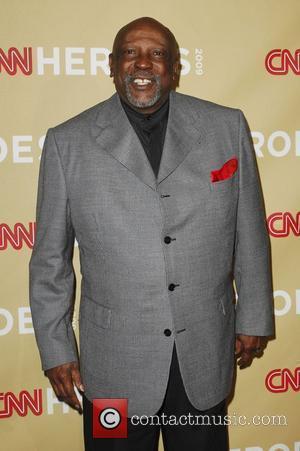 Louis Gossett Jr. CNN Heroes: An All-Star Tribute held at the Kodak Theatre - Arrivals Hollywood, California - 21.11.09