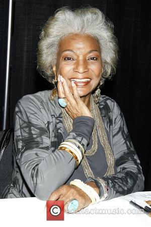Nichelle Nichols Big Apple Comic Con 2009 at Pier 94 New York City, USA - 17.10.09