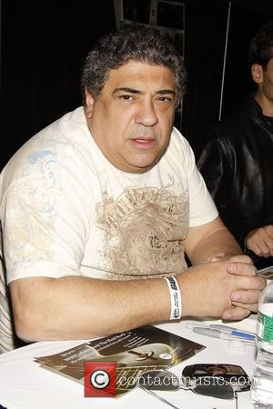 Vincent Pastore Big Apple Comic Con 2009 at Pier 94 New York City, USA - 17.10.09