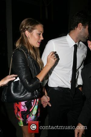 Lauren Conrad and Brody Jenner