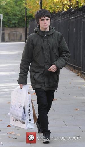 Ben Thompson Coronation Street soap stars arriving at the Granada Studios. Manchester, England - 07.10.09