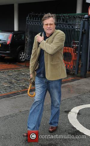 David Neilson Coronation Street soap stars arriving at the Granada Studios. Manchester, England - 07.10.09