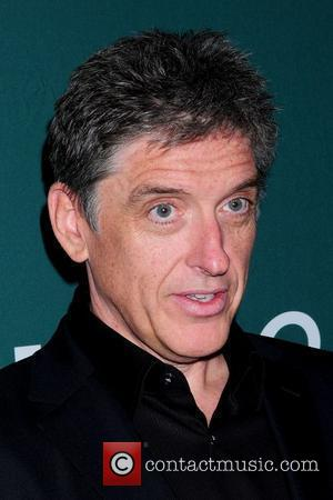 Craig Ferguson Scottish-American television host reads from his new book 'American on Purpose: The Improbable Adventures of an Unlikely Patriot'...