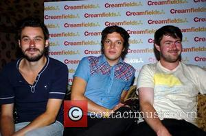 Creamfields, Friendly Fires