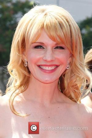Kathryn Morris 61st Primetime Creative Arts Emmy Awards held at the Nokia Theatre LA Live Los Angeles, California, USA -...