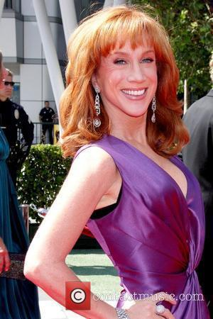 Kathy Griffin 61st Primetime Creative Arts Emmy Awards held at the Nokia Theatre LA Live Los Angeles, California, USA -...