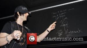 Criss Angel attends the Mindfreak Superstore grand opening celebrations at the Circus Circus Hotel and Casino Las Vegas, Nevada -...