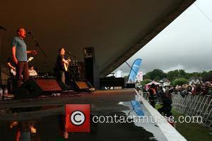 The Proclaimers Croydon's Summer Festival 2009 held at Lloyd Park Croydon, Surrey - 01.08.09