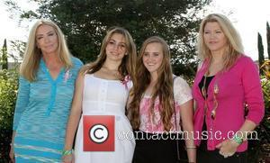 Shannon Tweed, Sophie Simmons, Emily Field, and Tracey Tweed Cure in the Canyons 3 at the Four Seasons Hotel Westlake...