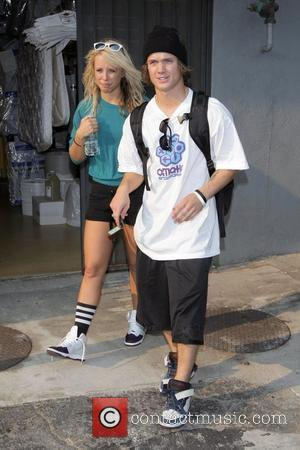 Chelsea Hightower and Louie Vito leaving 'Dancing with the Stars' rehearsals Los Angeles, California - 03.09.09