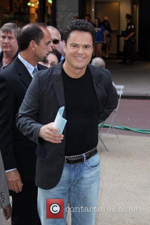 Good Morning America, Dancing With The Stars, Donny Osmond