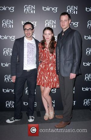 Rooney Mara, David Brind and Adam Salky