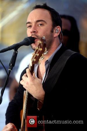 Dave Matthews Band Score Fifth Number One Album In A Row