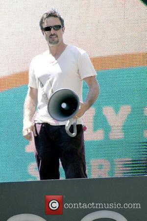David Arquette, Jennifer Aniston and Madison Square Garden