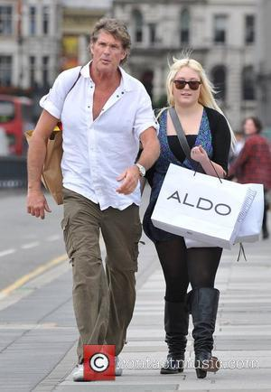David Hasselhoff and His Daughter Taylor-ann Hasselhoff