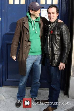 David Tennant and Christian O'connell
