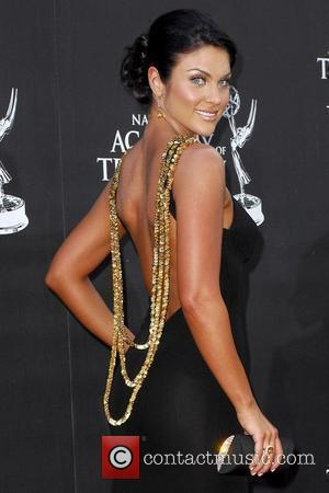 Nadia Bjorlin attends the 36th Annual Daytime Emmy Awards at The Orpheum Theatre - Arrivals Los Angeles, California - 30.08.09