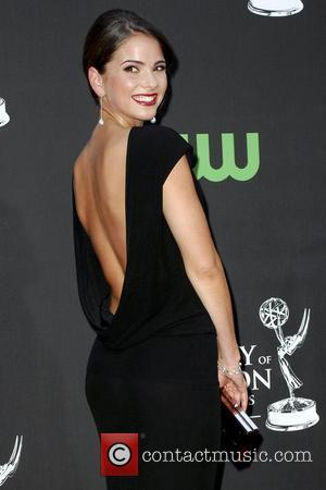 Shelley Hennig attends the 36th Annual Daytime Emmy Awards at The Orpheum Theatre - Arrivals Los Angeles, California - 30.08.09