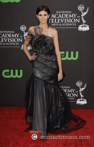Rachel Melvin The 36th Annual Daytime Emmy Awards at The Orpheum Theatre Los Angeles, California - 30.08.09