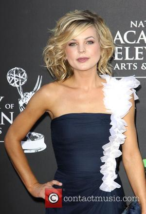 Kirsten Storms The 36th Annual Daytime Emmy Awards at The Orpheum Theatre Los Angeles, California - 30.08.09