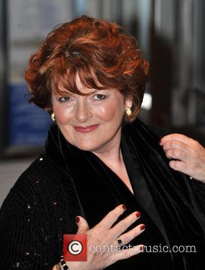 Brenda Blethyn Dead Man Running - UK film premiere held at the Odeon Leicester Square. London, England - 22.10.09