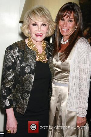 Joan Rivers and Debbie Reynolds