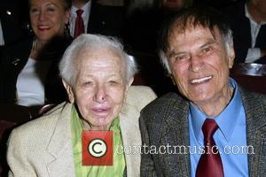 Mickey Freeman and Debbie Reynolds