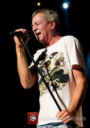 Ian Gillan  Deep Purple performing at Manchester Apollo on the first night of their UK tour Manchester, England -...