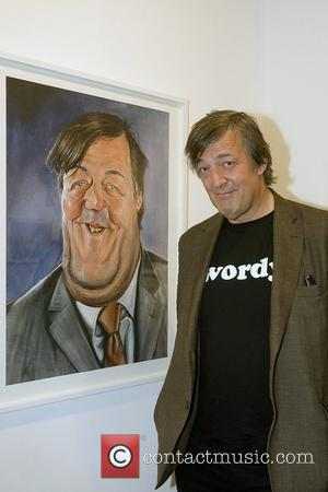 Stephen Fry and Derren Brown