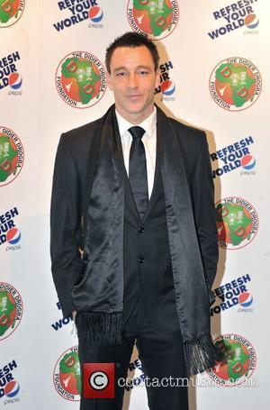 John Terry The Didier Drogba Foundation Charity Ball held at the Dorchester Hotel. London, England - 21.11.09
