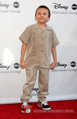 Atticus Shaffer Disney's ABC Television Group summer press tour party - Arrivals Los Angeles, California - 08.08.09